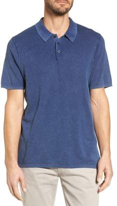 Nordstrom Washed Pique Polo