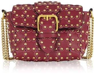 RED Valentino Puzzle Flower Chain Shoulder Bag
