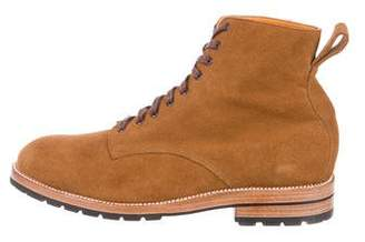 Yuketen Eric Suede Boots w/ Tags