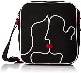 5cc3ce2c7a Lulu Guinness Womens Rosaline Cross-Body Bag