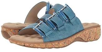 SoftWalk Women's Barts Slide Sandal