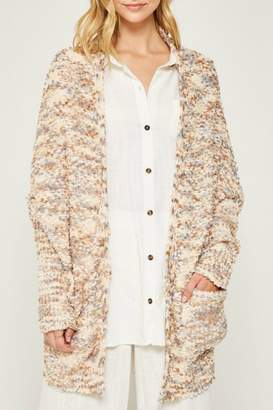 Hayden Textured Sweater Cardigan