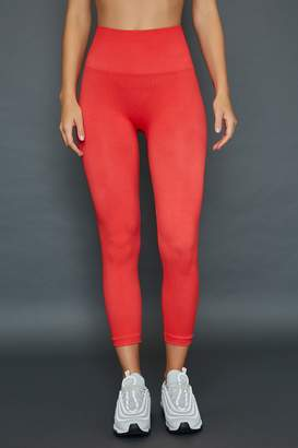 Morgan Bandier X Tla By Stewart Electric Capri Legging