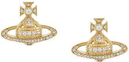 Vivienne WestwoodVivienne Westwood stoned earrings
