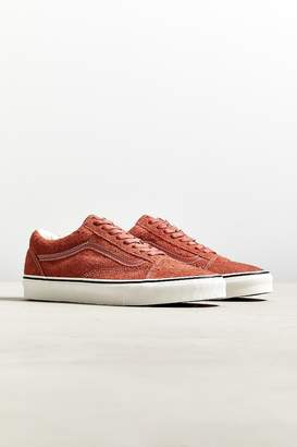 Vans Old Skool Hairy Suede Sneaker