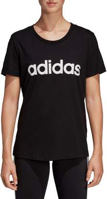 adidas Essentials Linear Cotton Tee
