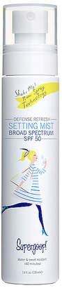 Supergoop! Defense Refresh Setting Mist 3.4 oz.