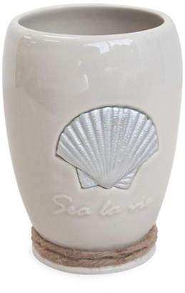 Famous Home Fashions INC. (DD) Sea La Vie Ceramic Tumbler