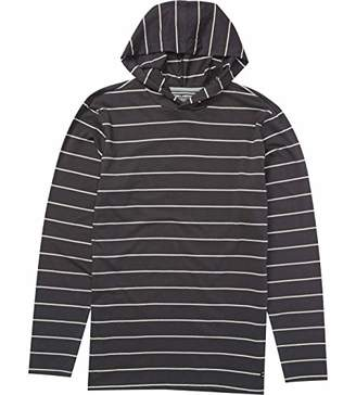 Billabong Men's Die Cut Stripe Pull Over Hoody