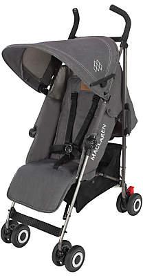 Maclaren Quest Stroller, Denim Charcoal