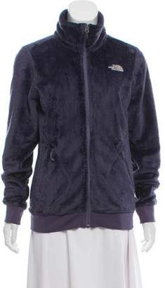 The North Face Textured Zip-Up Jacket