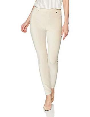 Calvin Klein Women's Ribbed Legging with Pocket