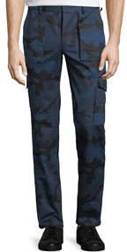 Men's Camo-Print Cargo Pants