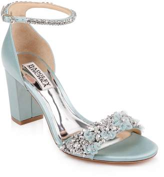 Badgley Mischka Collection Finesse Ankle Strap Sandal