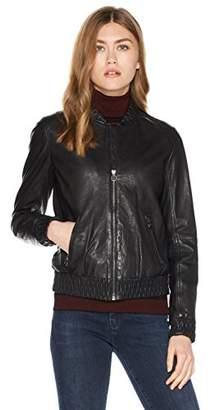 BOSS Women's Jafani Jacket Black 1