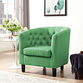 Modway Prospect Upholstered Armchair, Multiple Colors