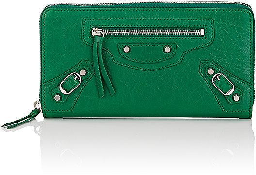 Balenciaga Balenciaga Women's Arena Classic Continental Wallet