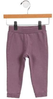 Moncler Girls' Lightweight Knit Bottoms