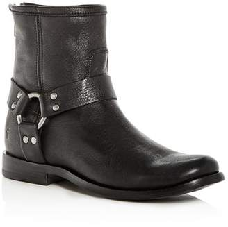 Frye Women's Phillip Leather Moto Boots