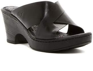 Børn Coney Platform Sandal (Women)