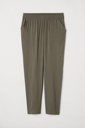H&M Elasticized Viscose Pants