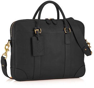 Polo Ralph LaurenPolo Ralph Lauren Leather Briefcase