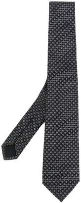 Gucci bee pattern tie