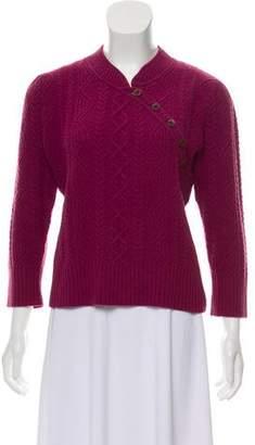Diane von Furstenberg Wool Knit Sweater