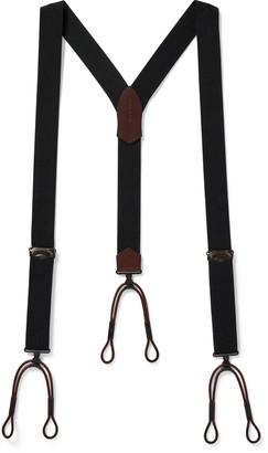 Ralph Lauren Stretch Herringbone Braces