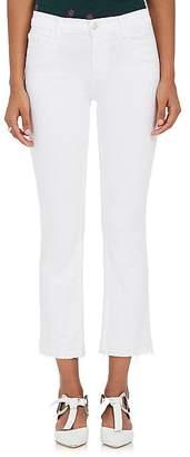 J Brand Women's Selena Crop Flared Jeans