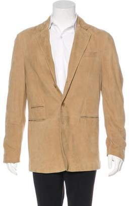 Dunhill Suede Sport Coat