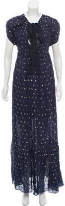 Tryb 212 Short Sleeve Maxi Dress w/ Tags