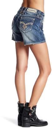 Rock Revival Fleur Denim Shorts