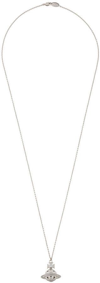 Vivienne WestwoodVivienne Westwood stoned pendant necklace