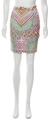 Mara Hoffman Printed Mini Skirt