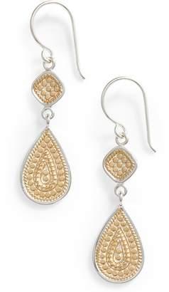 Anna Beck Double Drop Earrings