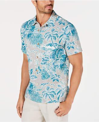 Tommy Bahama Men Beach Batik Shirt
