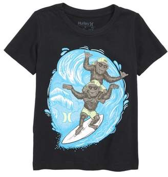 Hurley Double Trouble Graphic T-Shirt