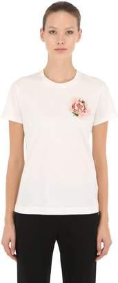 Simone Rocha 4 Moncler Cotton T-Shirt