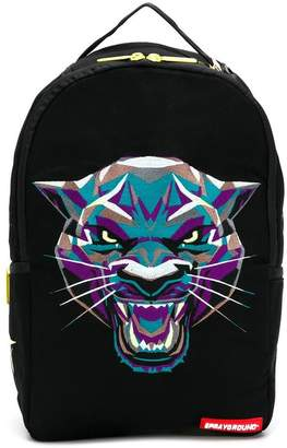 Puma Sprayground and stars backpack