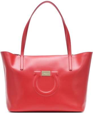 67b9b0fc9 Salvatore Ferragamo Red Tote Bags - ShopStyle