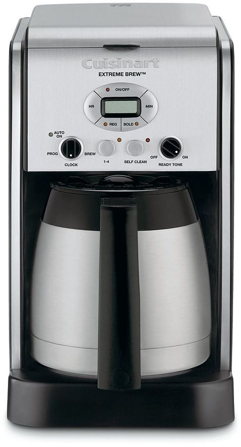 Cuisinart Cuisinart Extreme Brew 10-Cup Thermal Programmable Coffee Maker