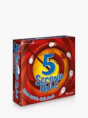 University Games 5 Second Rule Game