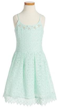 Girl's Ruby & Bloom Dejah Dress $65 thestylecure.com