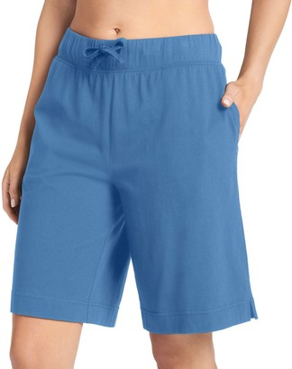 Jockey Women's Everyday Essentials Bermuda Pajama Shorts
