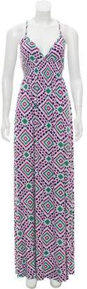 Rachel Pally Printed Maxi Dress w/ Tags