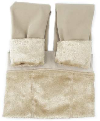 La Dearchuu Thick Warm Fleece Lined Thermal Stretchy Leggings Pants Women