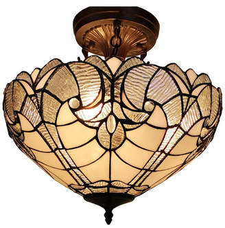 Tiffany & Co. Amora Lighting Style 2-Light Pendant Lamp
