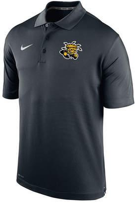Nike Men Wichita State Shockers Varsity Team Logo Polo