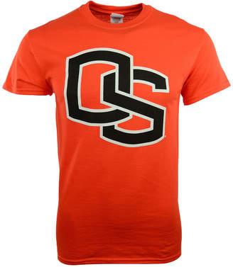 New Agenda Men's Oregon State Beavers Big Logo T-Shirt